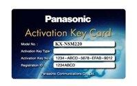 Activation key mở rộng tổng đài Panasonic KX-NSM220