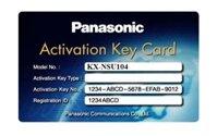 Activation key mở rộng tổng đài Panasonic KX-NSU104
