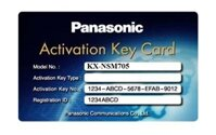 Activation key mở rộng tổng đài Panasonic KX-NSM705