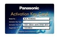 Activation key mở rộng tổng đài Panasonic KX-NSM102