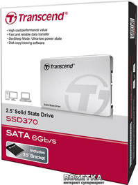 Ổ cứng SSD Transcend SSD370S - 512GB