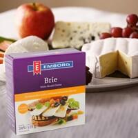 Phô mai mềm Brie hộp 125g