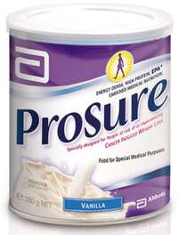 Sữa bột Abbott Prosure - hộp 380g (dành cho người suy nhược cơ thể)
