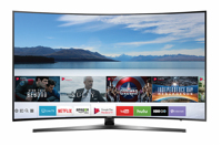 Smart Tivi Samsung UA49MU6500 (UA-49MU6500) - 49 inch, 4K - UHD (3840 x 2160)