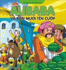 Ali Baba Và Bốn Mươi Tên Cướp