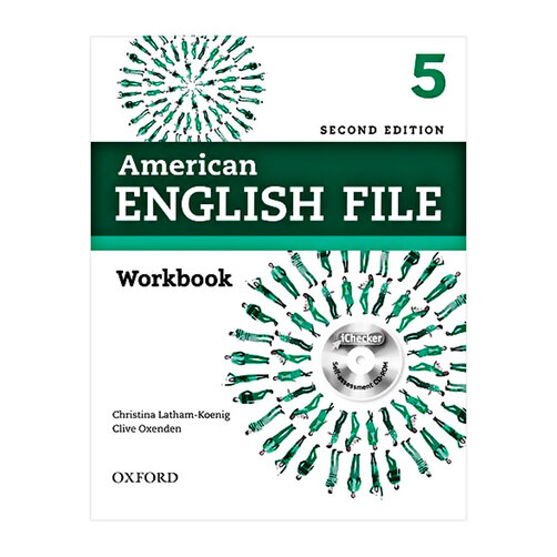 American English File Second Edition 5 Workbook with iChecker