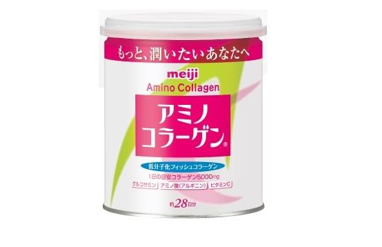 Amino Collagen Meiji Nhật Bản – 214g