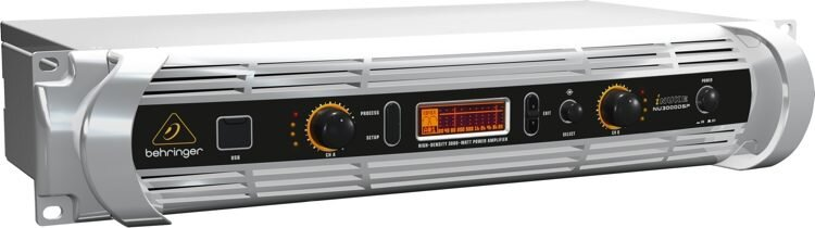 Amply - Amplifier Behringer iNuke NU3000DSP