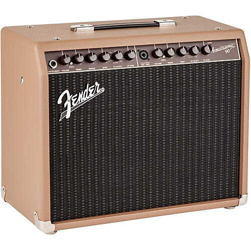 Amply - Amplifier Fender Acoustasonic 90