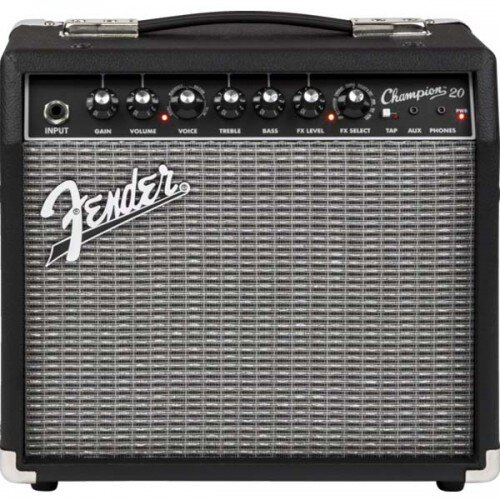 Amply - Amplifier Fender Champion 20