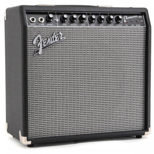Amply - Amplifier Fender Champion 40