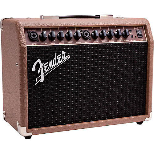 Amply - Amplifier Fender Acoustasonic 40