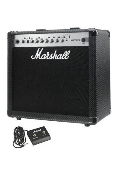 Amply - Amplifier Marshall MG50CFX