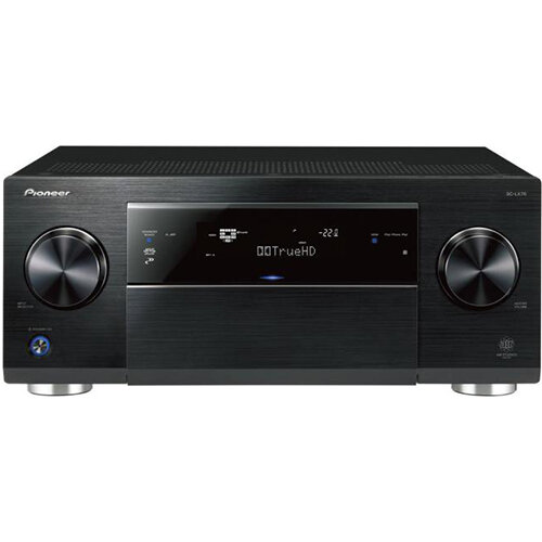 Amply - Amplifier Pioneer AV Receiver SC-LX76