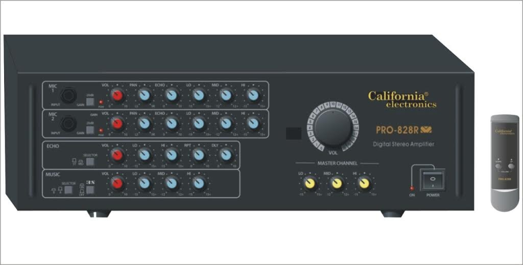 Amply California PRO 128BII