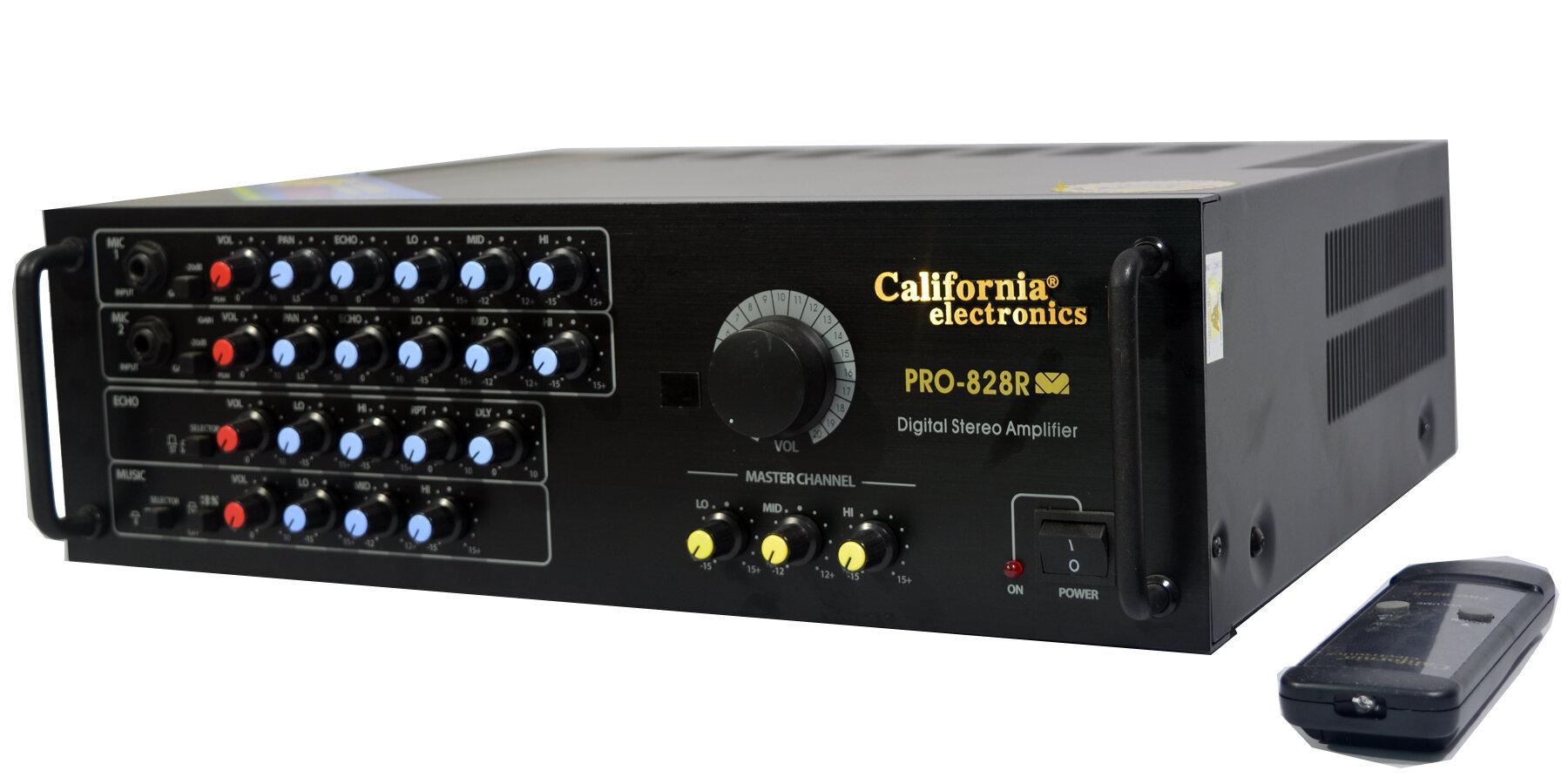 Amply California PRO 828R