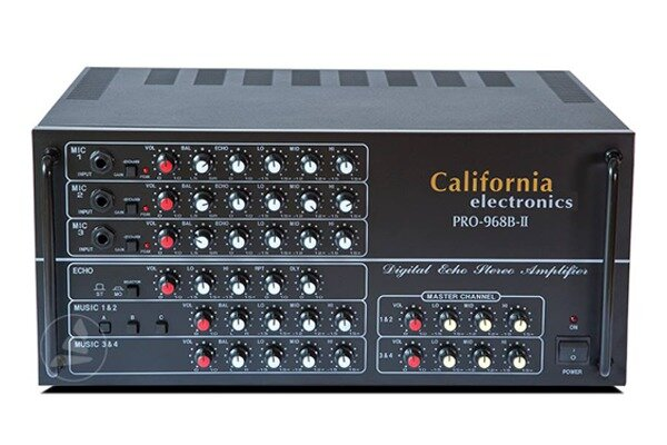 Amply California Pro-968B-II