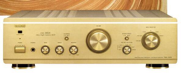 Amply Denon 1500R