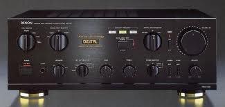 Amply Denon 880D
