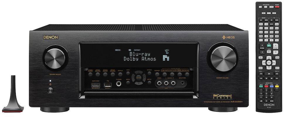 Amply Denon AVR-X4300H