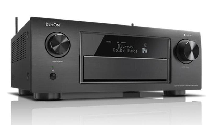 Amply Denon AVR-X6300WBK