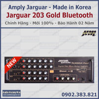 Amply Jarguar 203 Gold Bluetooth