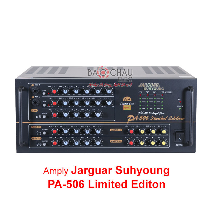 Amply Jarguar 506 Limited Edition