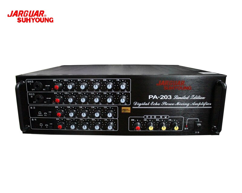 Amply Jarguar Suhyoung PA-203 Limited Edition
