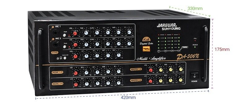 Amply Jarguar Suhyoung PA-203N