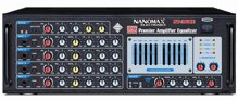 Amply karaoke Nanomax ST 368E