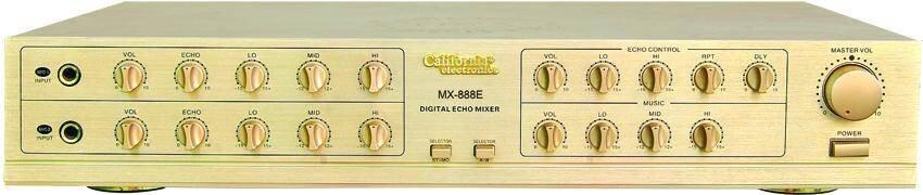 Amply Mixer California MX-888E