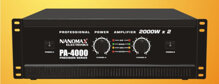 Amply Nanomax PA 4000