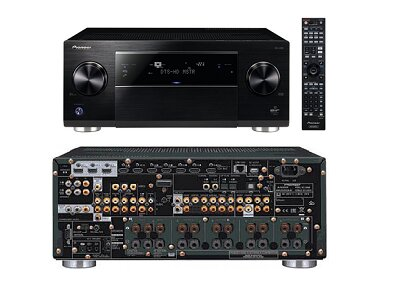 Amply Pioneer SC-LX 88
