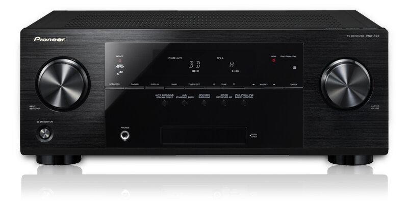 Amply Pioneer VSX-822-K (VSX-822K)