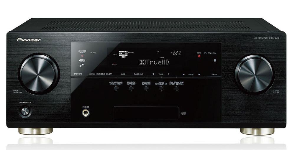 Amply Pioneer VSX-922-K