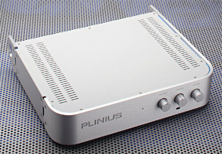 Amply Plinius Integrated Amplifier 9100
