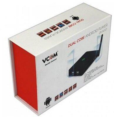Android Smart Tivi Box Vcom DV141D