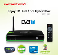 Android TV Box ATV1220 DVB-T2
