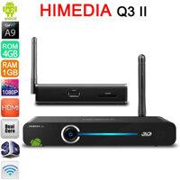 Android TV Box Himedia Q3 3D 4k