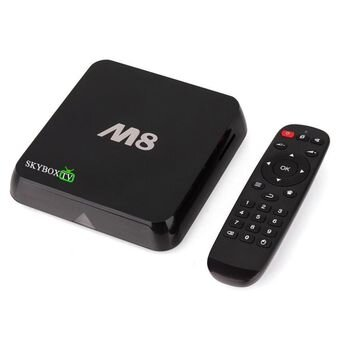 Android TV Box Mini PC Skybox M8 Amlogic S802