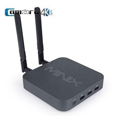 Android TV Box MINIX NGC-1 Quad Core Intel Celeron N3150, Ram 4GB, HDD 128 GB