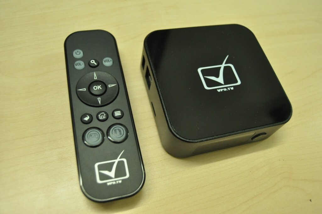 Android TV box VP9