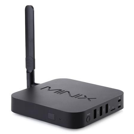 Android TV smart box Minix Neo U1