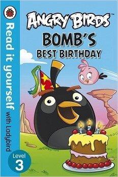 Angry Birds - Bomb's Best Birthday