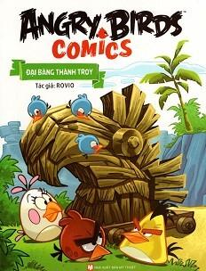 Angry Birds Comics – Đại Bàng Thành Troy