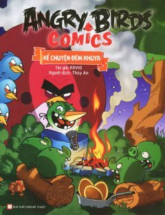 Angry Birds Comics - Kể Chuyện Đêm Khuya