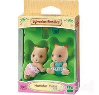Anh em chuột sinh đôi Hamster EP-5123