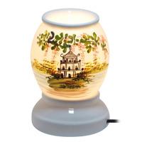 Đèn xông tinh dầu sứ thấu quang NNGS-372