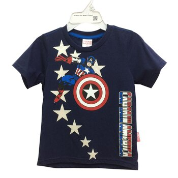 Áo bé trai Marvel Mcts-0022