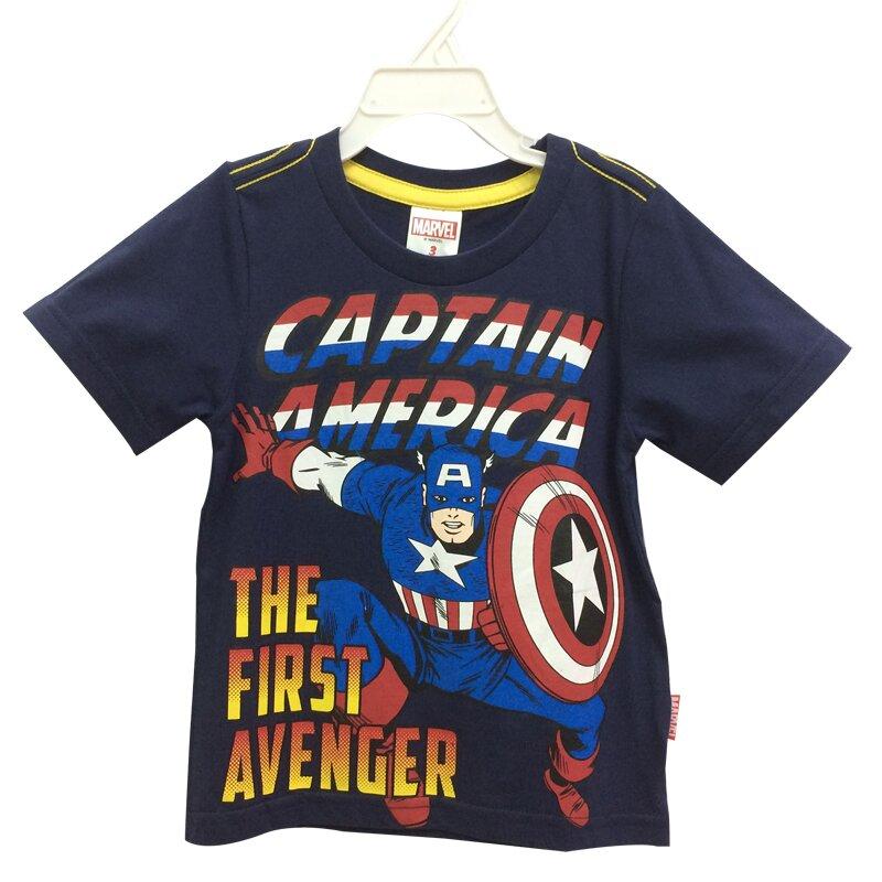 Áo bé trai Marvel Mcts-0023